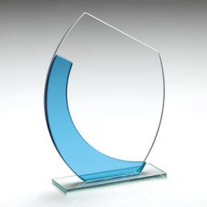 Jade/Blue Glass Award