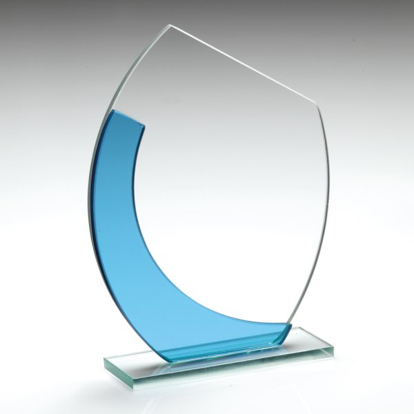 Jade/Blue Glass Award