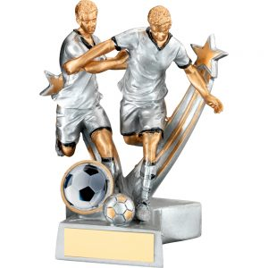 Football Tackle resin Award