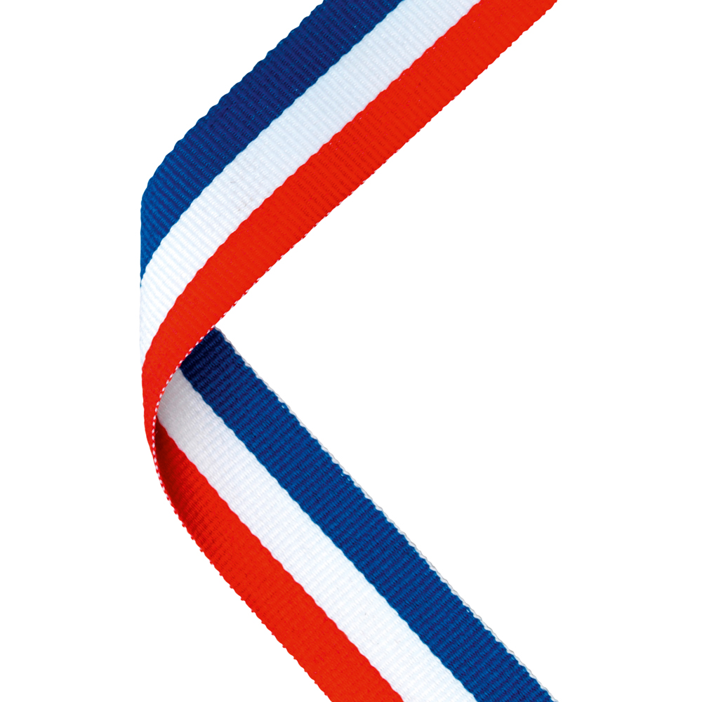Red White Blue Medal Ribbon