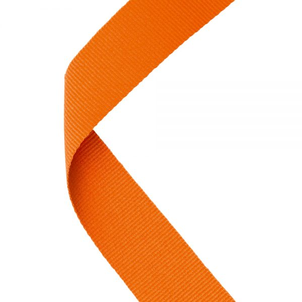 Orange medal ribbon