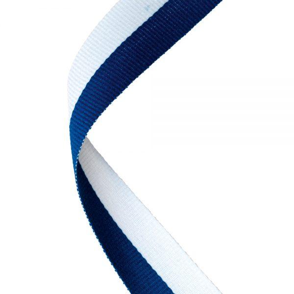 Blue/White Medal Ribbon