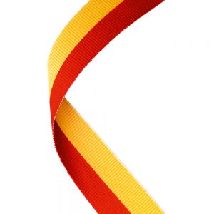 Red/Yellow Medal Ribbon