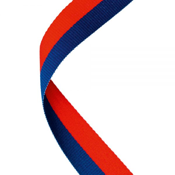 Blue/ Red Ribbon