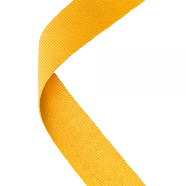 Yellow Medal Ribbon