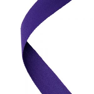 Purple Medal Ribbon