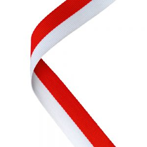Red/White Medal Ribbon