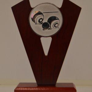 Lawn Bowls Wooden Award