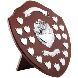 16 Inch Wooden Shield