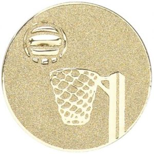 25 mm Metal Netball Centre