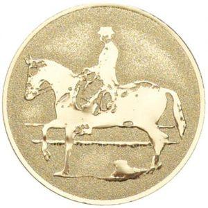 25 mm metal Equestrian Centre (Dressage)