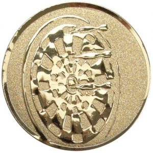 25 mm Metal Darts Centre