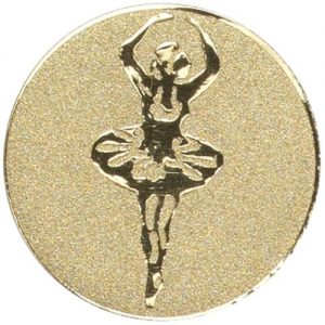 25mm Metal Ballet Centre