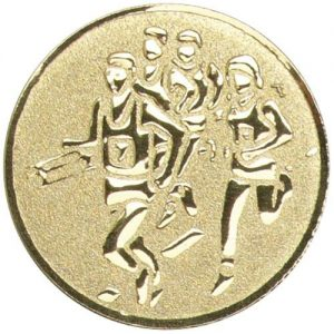 25 mm Metal Athletics Centre