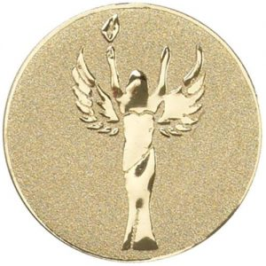 25mm Metal Victory Angel Centre