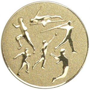 25 mm Metal Athletics Centre, Various Disciplines