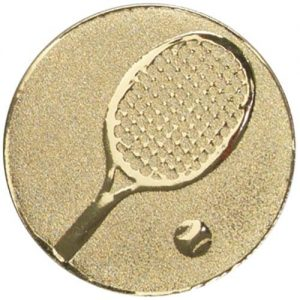 25 mm Metal Tennis Centre