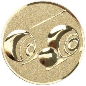 25 mm Metal Bowls Centre