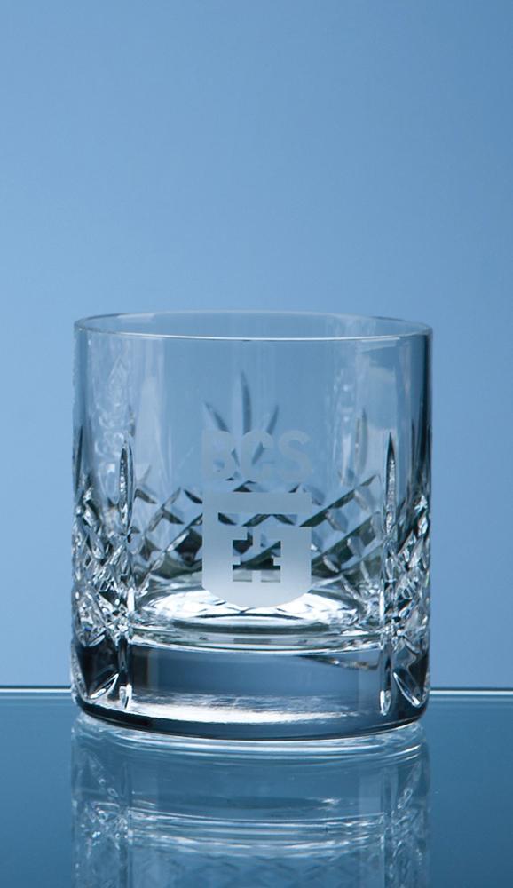Glass Crystalite Mayfair Tumbler