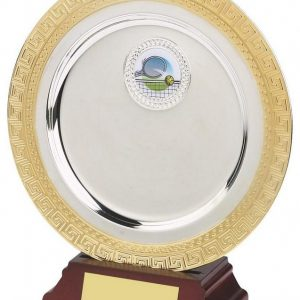 Gold and Silver Salver