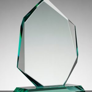 Iceberg Jade Glass