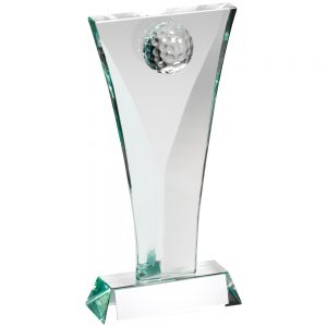 Jade Golf Glass Award