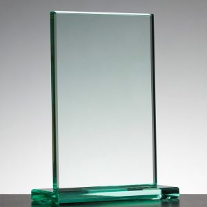 Arran Jade Glass Rectangle