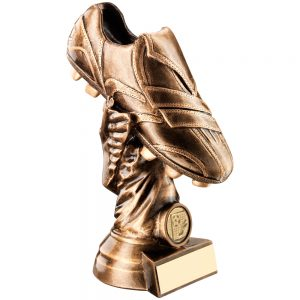 Football Boot Resin Award