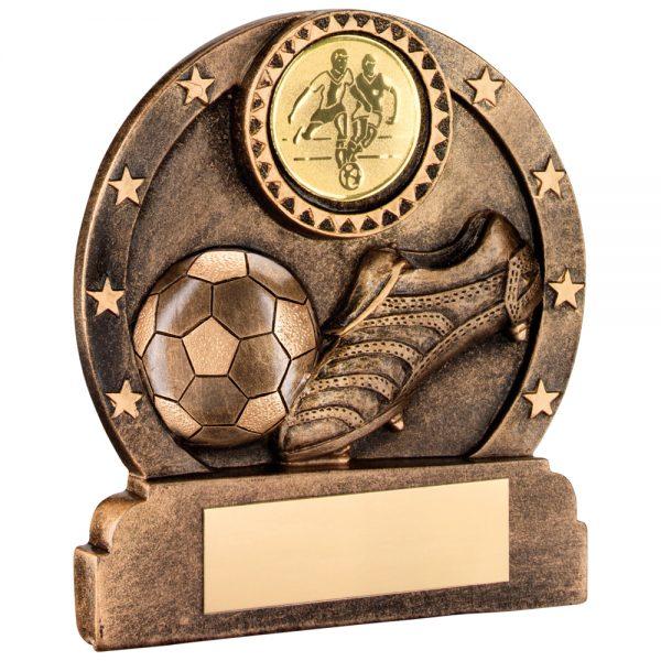 Resin Football and Boot Award