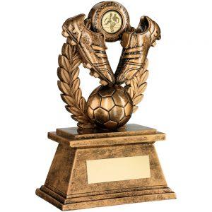 Football Boots Resin Award