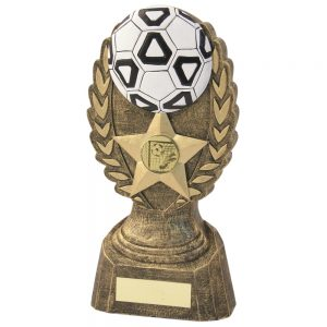 Football Resin Award