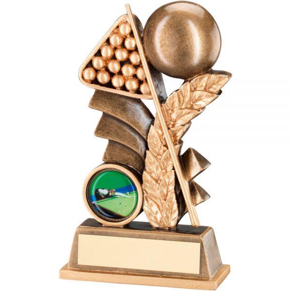 Pool Snooker Resin Award