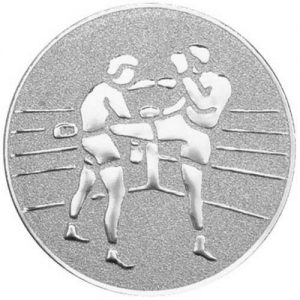 25mm Kickboxing Centre Silver
