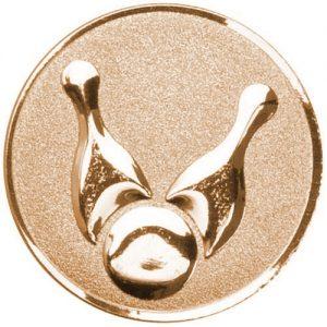 25mm Skittles Centres Bronze