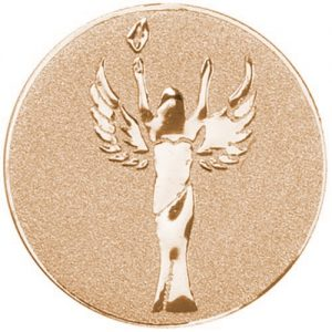 Bronze Victory Angel Centre 25mm