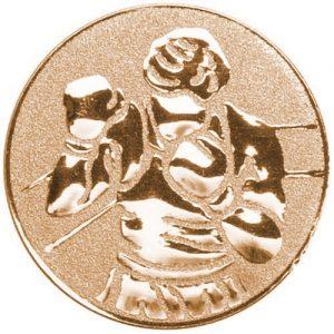 25mm Boxer Centre (Bronze)