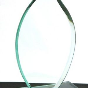 Jade Flame Glass Award