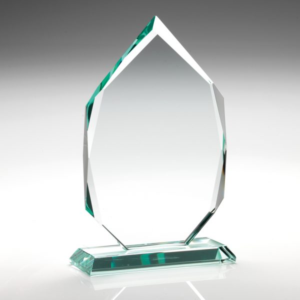7 Sided Jade Glass