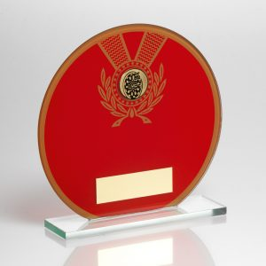 Darts Glass Award