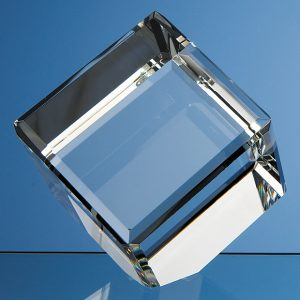 Optical Glass Cube