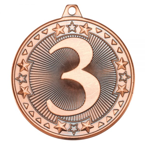 Bronze 3rd Medal