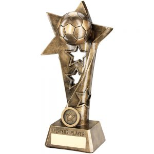 Football Players Player Twist Star Award