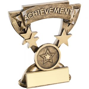 Achievement Mini Cup Resin Award
