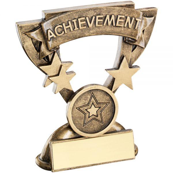 Achievement Mini Cup Resin Award
