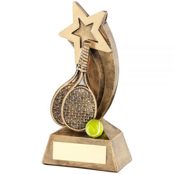 Tennis Racquets and Ball Resin Award