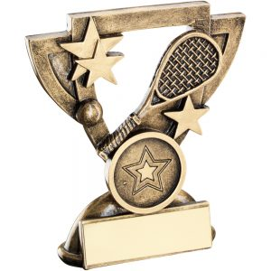 Squash Mini Cup Resin Award
